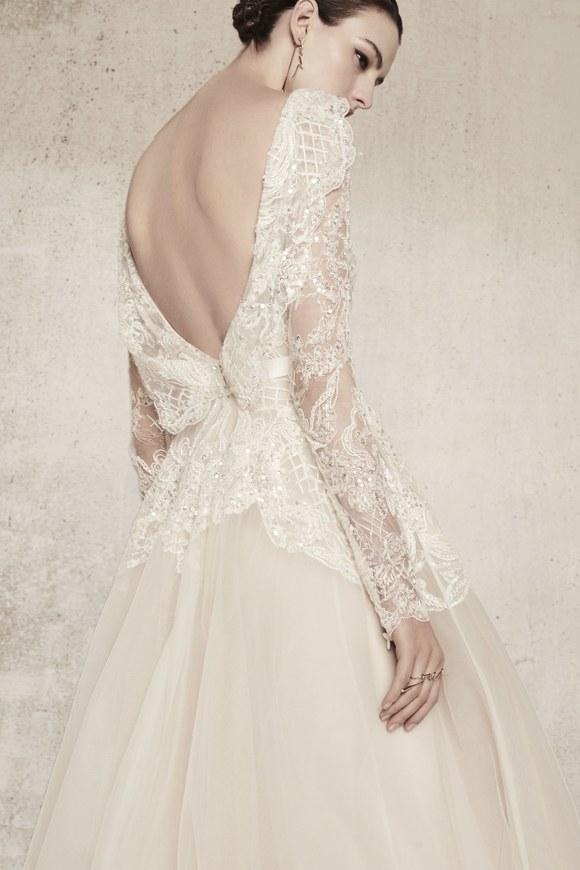elie saab wedding dresses spring-2018 net