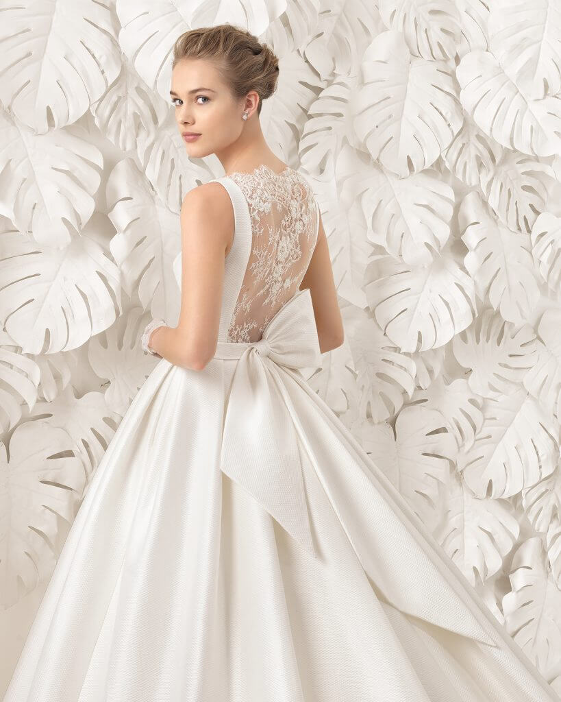 The Complete Guide To Wedding Gown Fabrics - Make Happy Memories