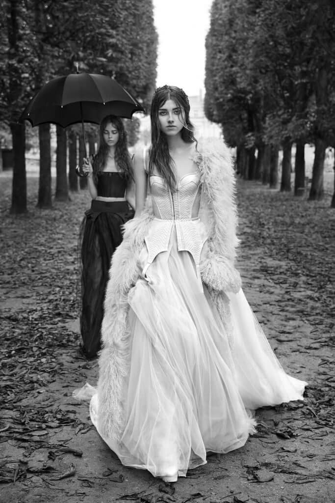 bridal vera wang fall 2018 francoise silk