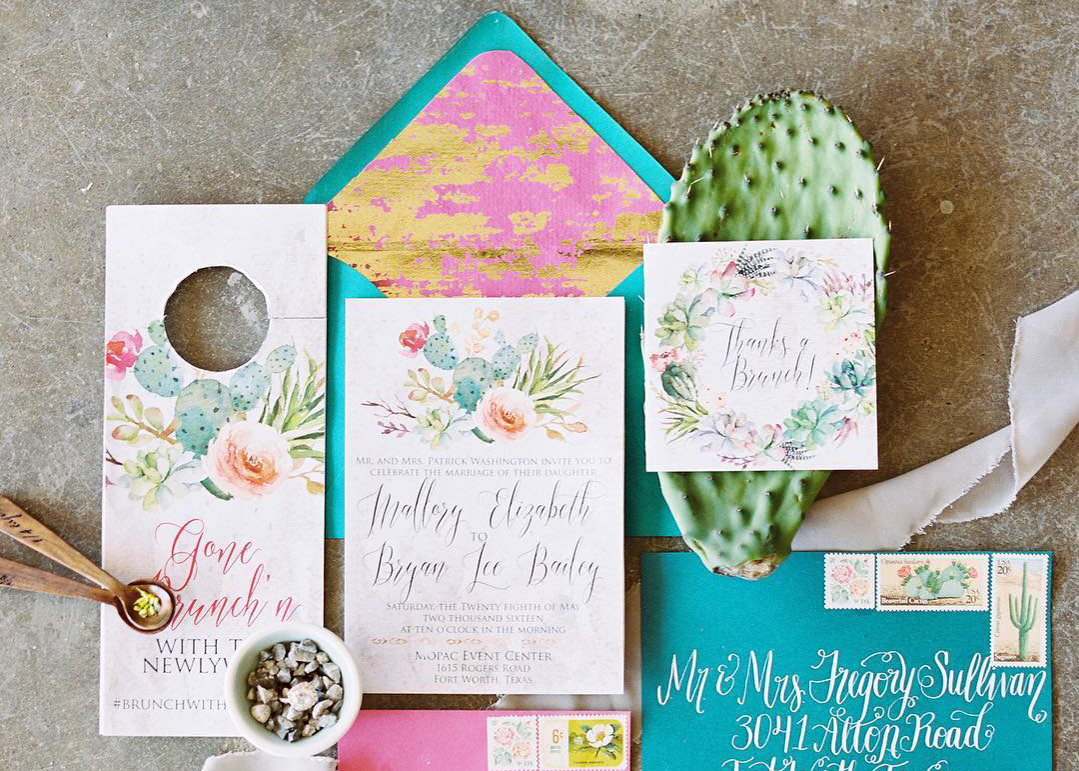 The Most Beautiful Wedding Invitation Trends For 2020 Make