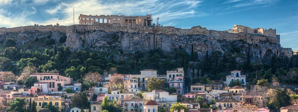 Acropolis Greek Wedding Destination
