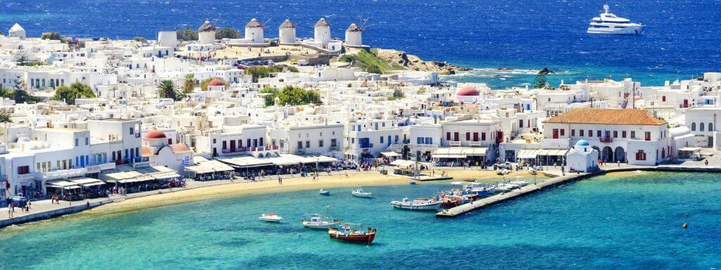 Mykonos Island Greek Wedding Destination
