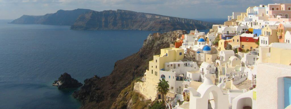 Santorini Island Greek Wedding Destination