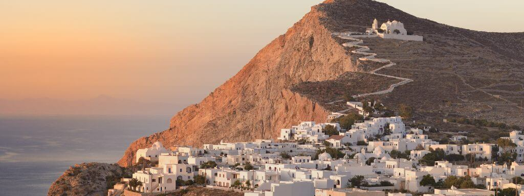 Folegandros island Greek Wedding Destination