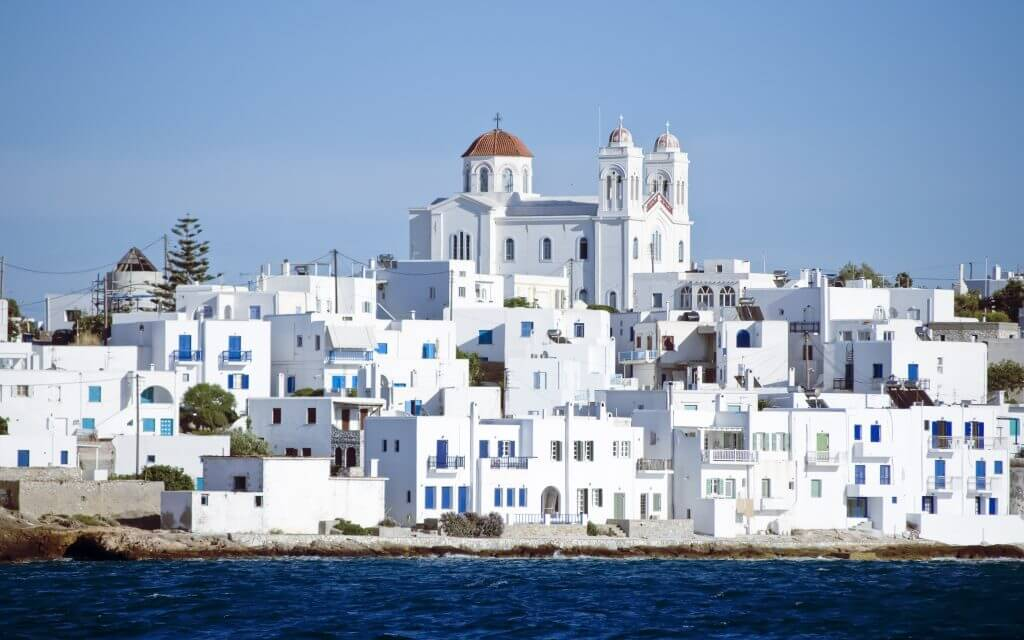 Paros island Greek Wedding Destination