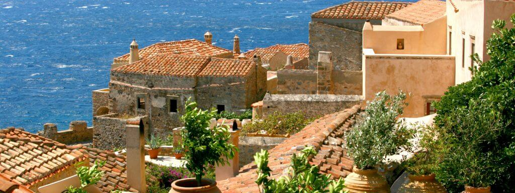 Monemvasia Greek Wedding Destination
