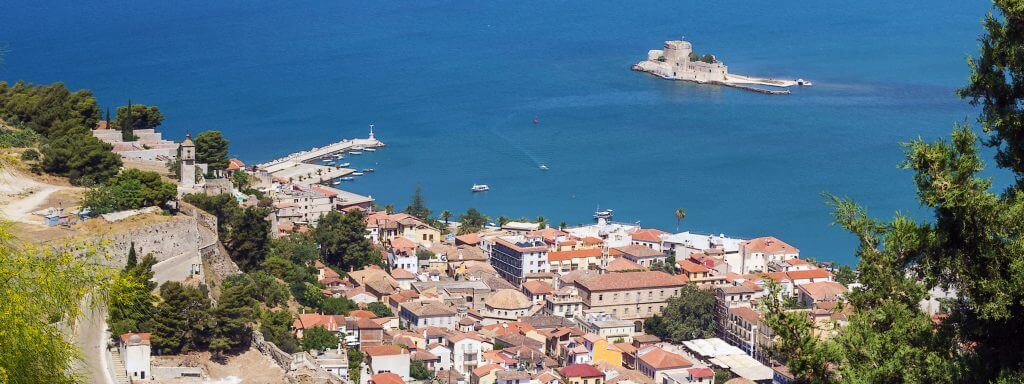 Nafplio  Greek Wedding Destination