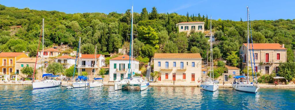 Ithaca Island Greek Wedding Destination