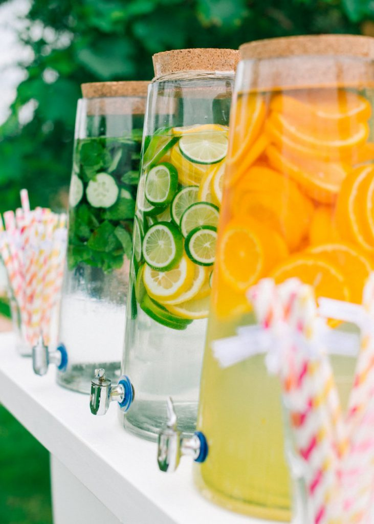 wedding soft bar idea
