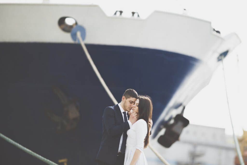 Cruisin Together Why have a Dreamy Yacht Wedding inGreece