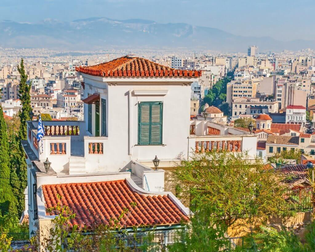 Wedding Planner in Athens Athenian Architecture