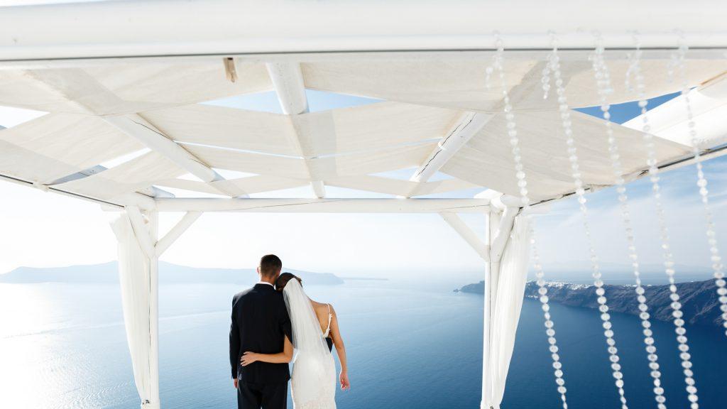 Wedding in Santorini Pre-wedding Snaps 61