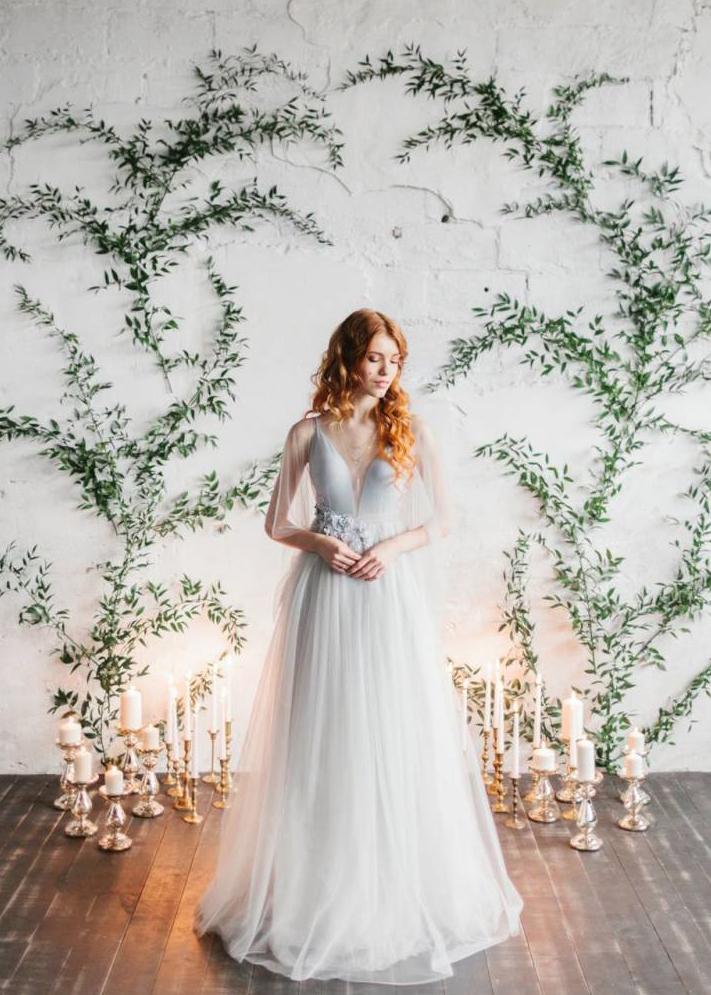 vine wedding arch make happy memories