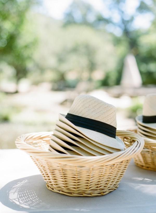 Make Happy Memories Wedding Corners Hats