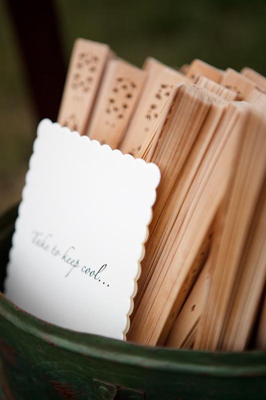Make Happy Memories Wedding Corners Fans
