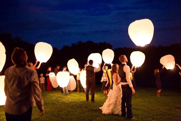 Make Happy Memories Wedding Corner Lantern
