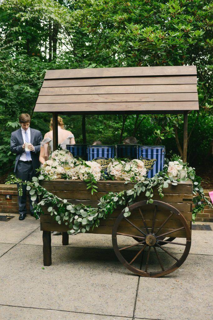 Make Happy Memories Wedding Corners