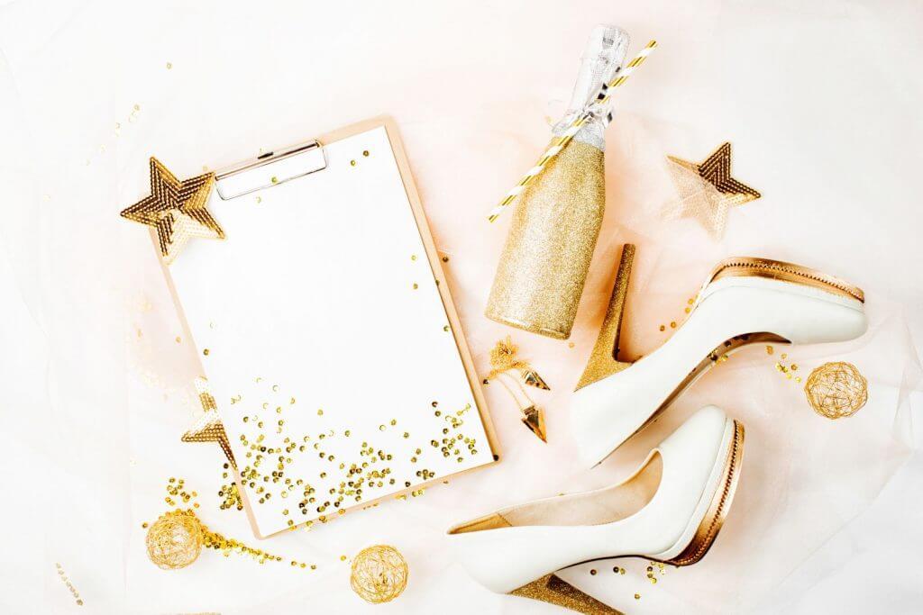 Make Happy Memories Engaged in 2019 Wedding Planner