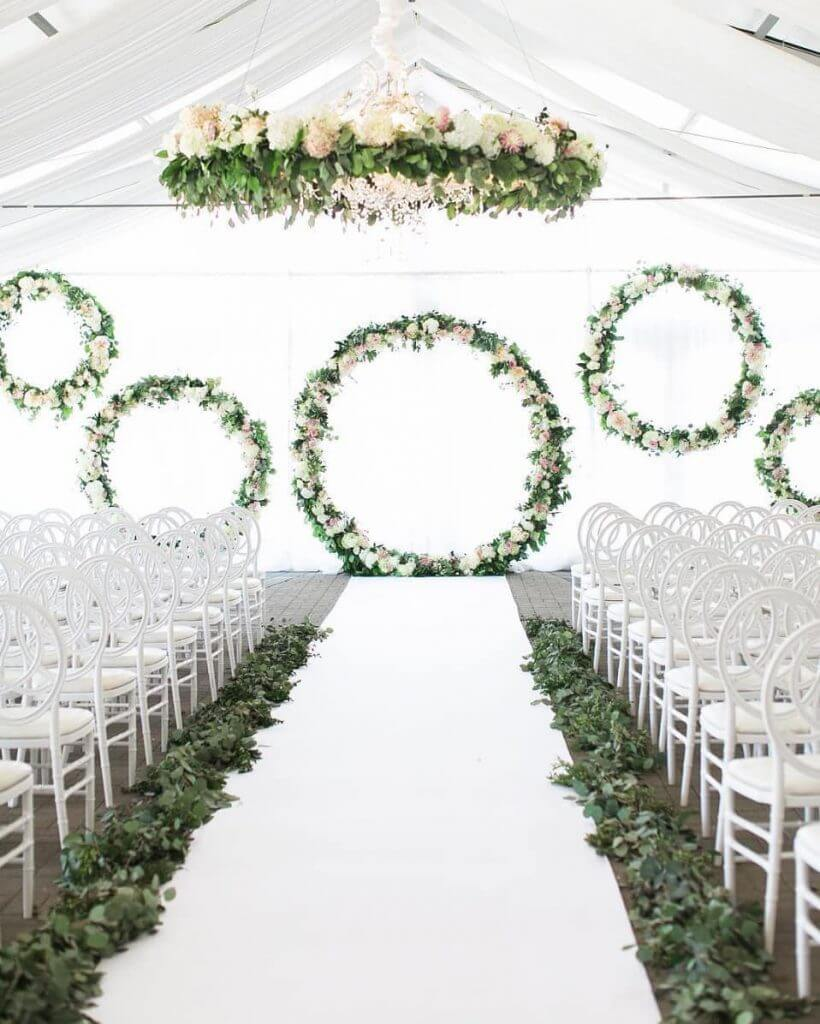 30+ Adorable Wedding Décor Ideas - Make Happy Memories