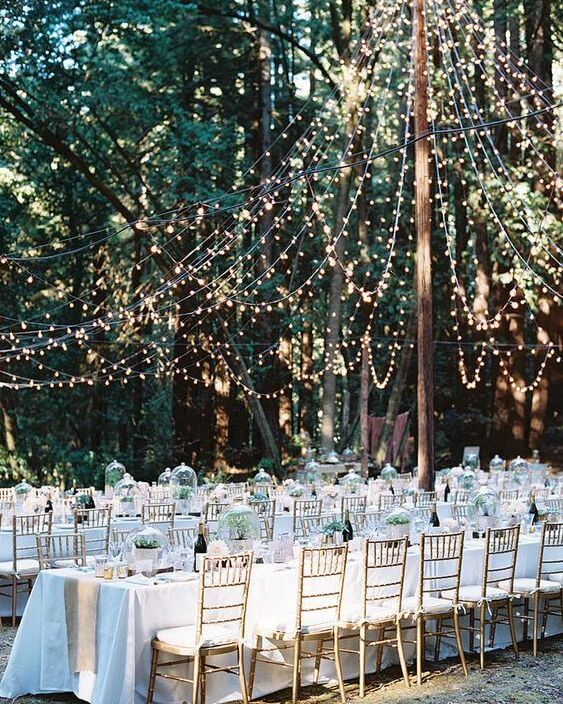 Romantic Radiance 70 Dreamy Lighting Ideas For Your Big Day Make Happy Memories